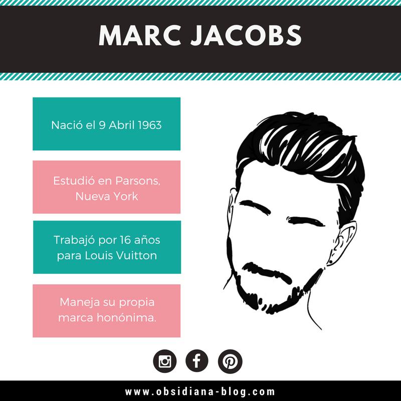 Marc Jacobs Biografía