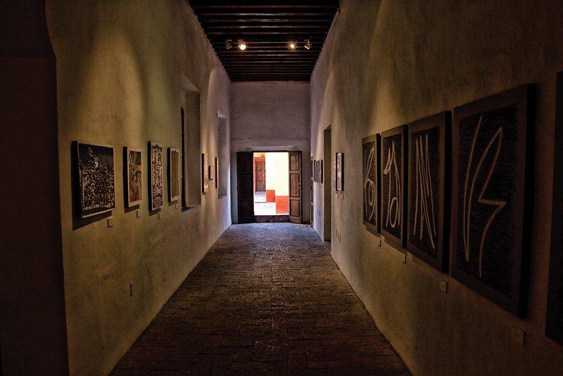 Dónde ir Jardín Exquisito Museo de la Ciuad Queretaro exposición