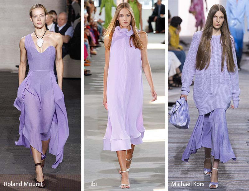 tendencia 2018 color pastel