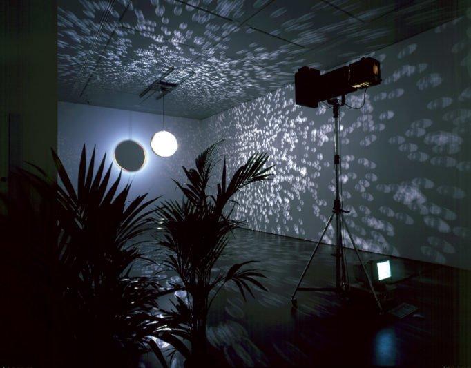 Museo Tamayo Cerith Wyn Evans Exposición luces neón
