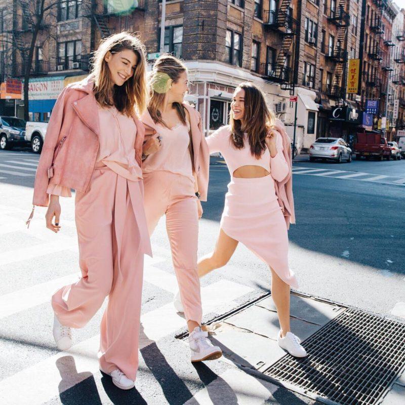 Millenial Pink color pantone moda millenial color gen z color gen z yellow