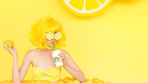 Gen Z Yellow gen z color color del año amarillo generación z lima mostaza tendencia