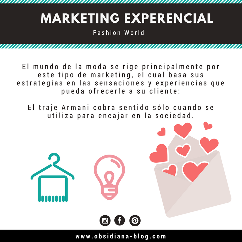 Marketing para diseñadores de moda marketing básico para principiantes marketing experencial