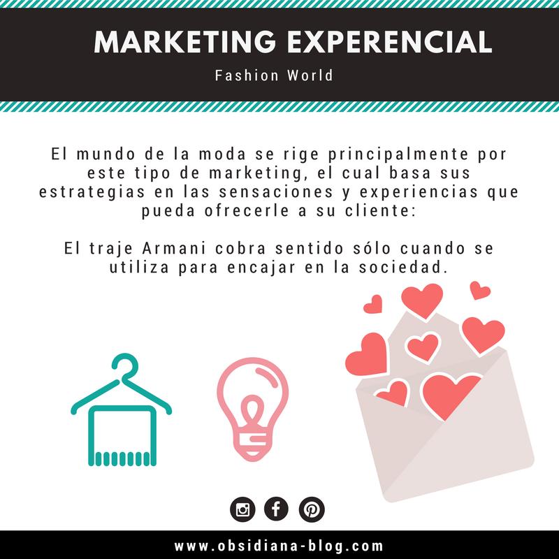 Marketing para diseñadores de moda marketing básico para principiantes marketing experencial