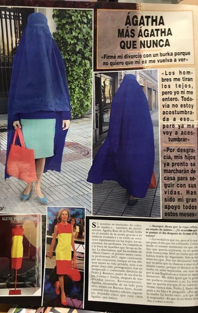 Ágatha Ruiz de la Prada biografía moda