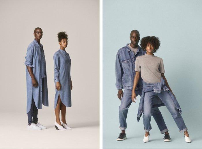 Moda unisex genderless sin género tendencia