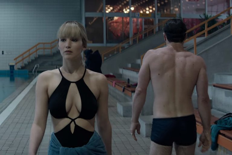 Operación Red Sparrow Gorrión Rojo película friday pop Trish Summerville