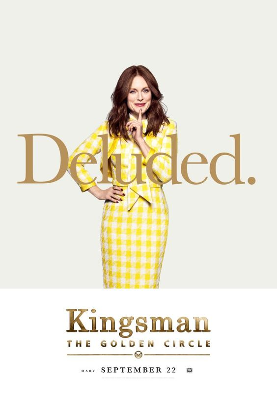 Kingsman Secret Service Servicio Secreto película espías acción diseño de vestuario