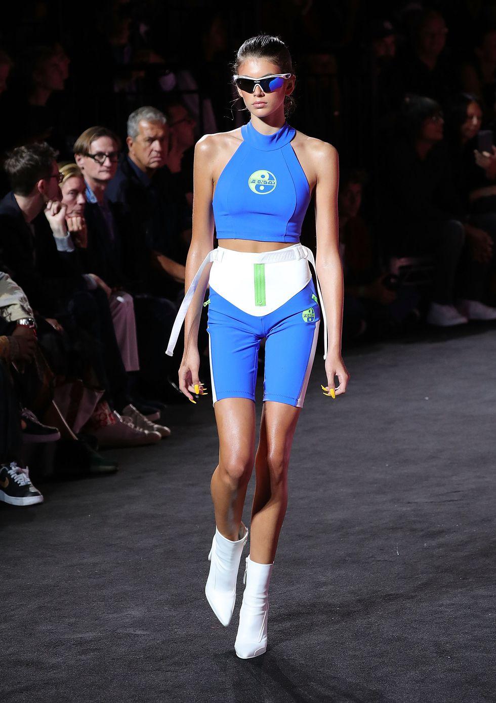 Bike Shorts statement short shorts cortos tendencia 2018 kim kardashian