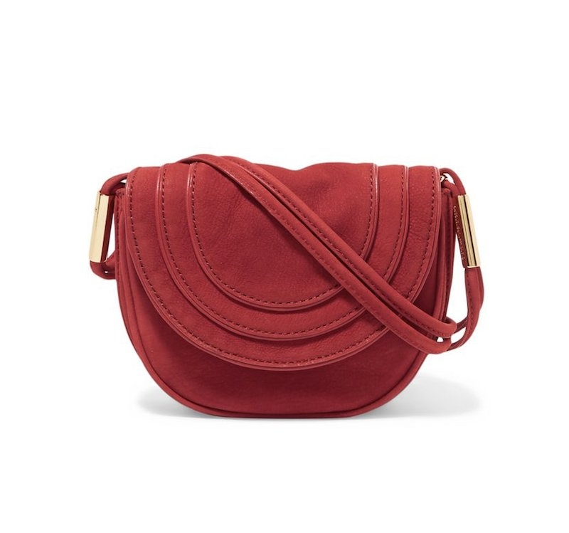 Tendencia 2018 moda fashion bolsas bags purses rojo circular transparencia color pastel