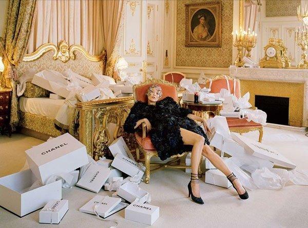Branding de moda Fashion Branding Chanel Dior Gucci