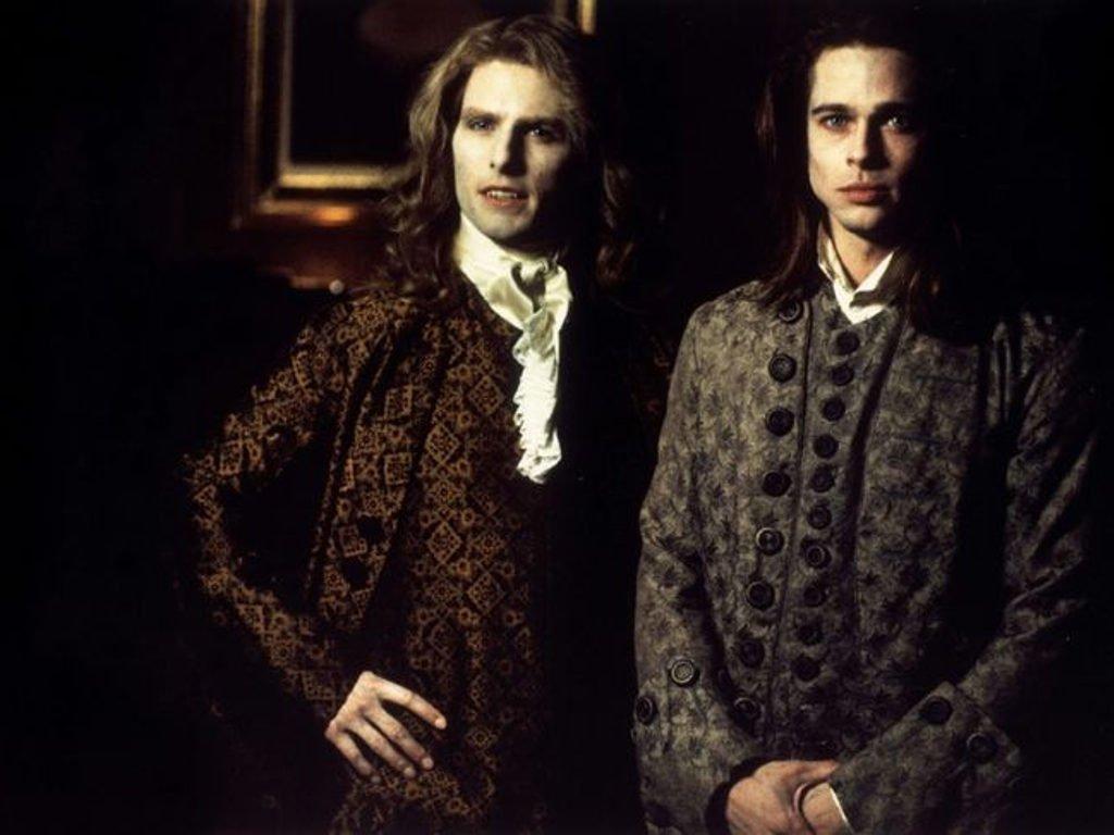 Entrevista con el vampiro Interview with the vampire Lestat Louis Claudia
