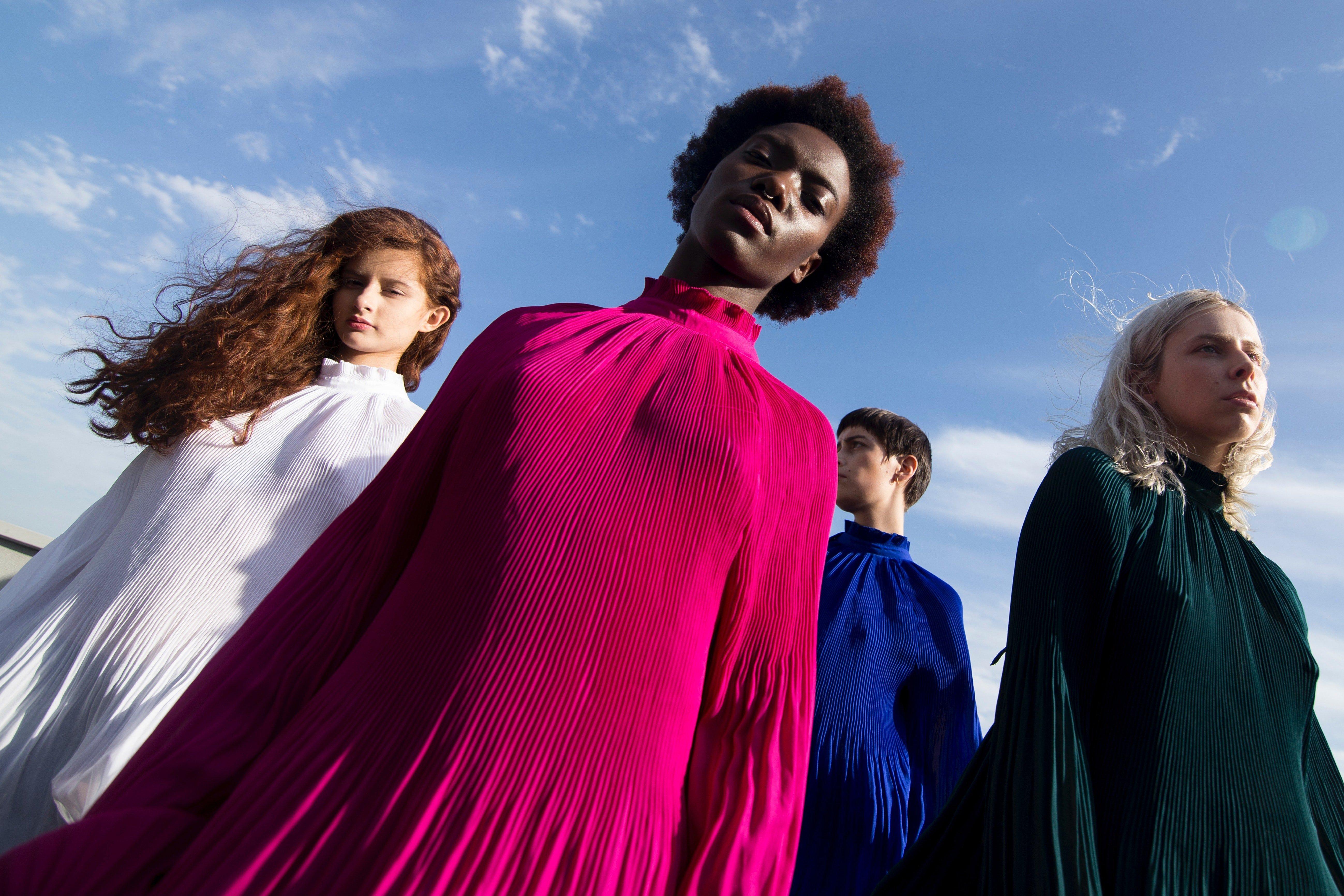 mercado meta objetivo de una marca de moda