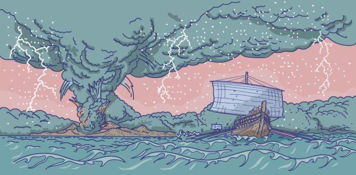 Plato's Atlantis Atlántida Alexander McQueen
