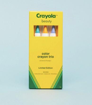 Crayola saca una línea de maquillaje: Boom total –
