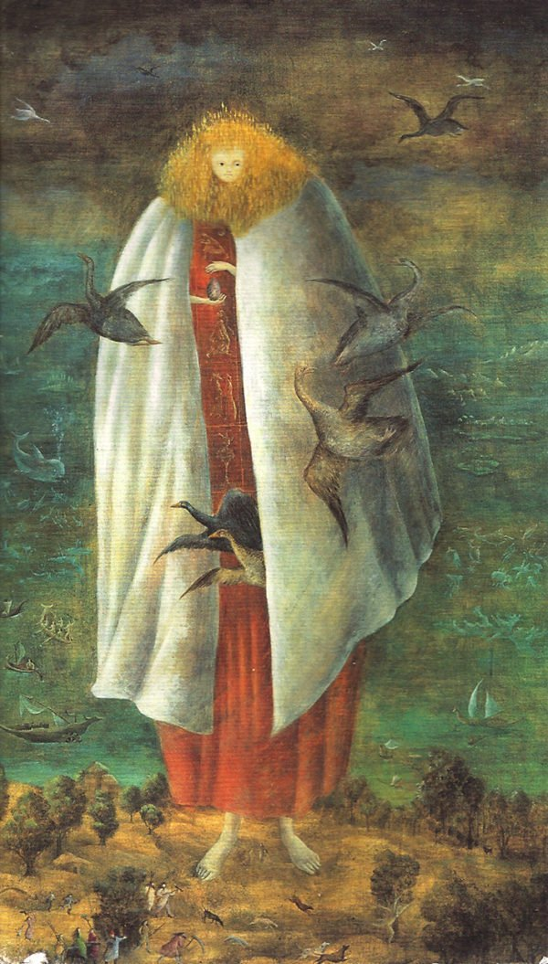 Leonora Carrington moda