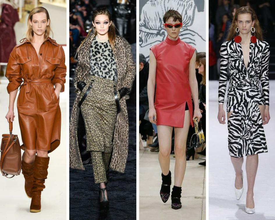 Las dos grandes tendencias de oto o invierno 2018 19 for Tendencia de color de moda