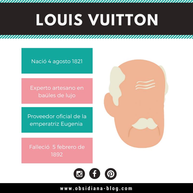 Louis Vuitton biografía
