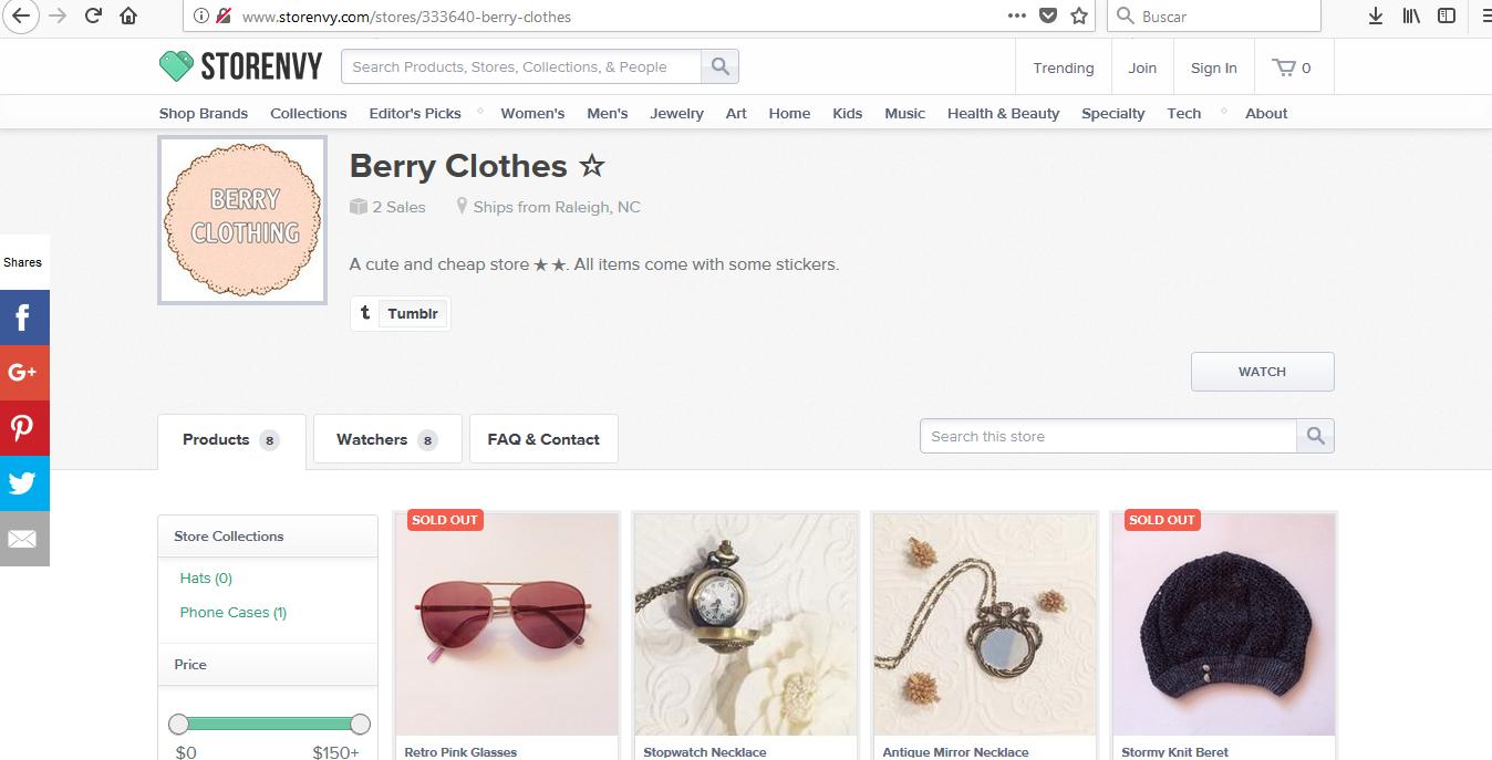 sitios para vender online como diseñador