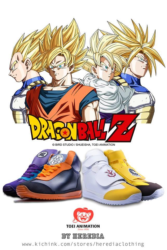 Heredia Clothing Adidas Dragon Ball