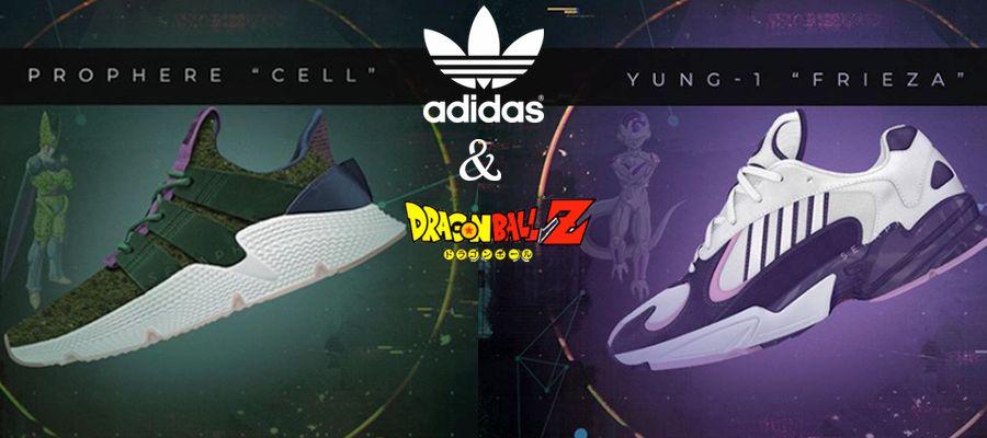 Adidas Dragon Ball Z