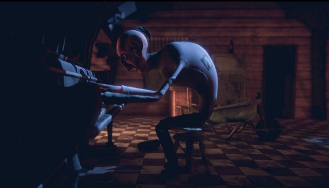 Hapervil videojuego de terror videojuego mexicano