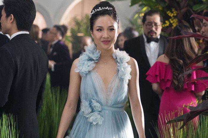 Crazy Rich Asians Locamente Millonarios vestuario