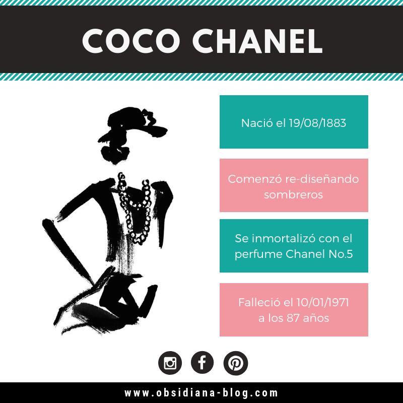 Coco Gabrielle Chanel Biografía
