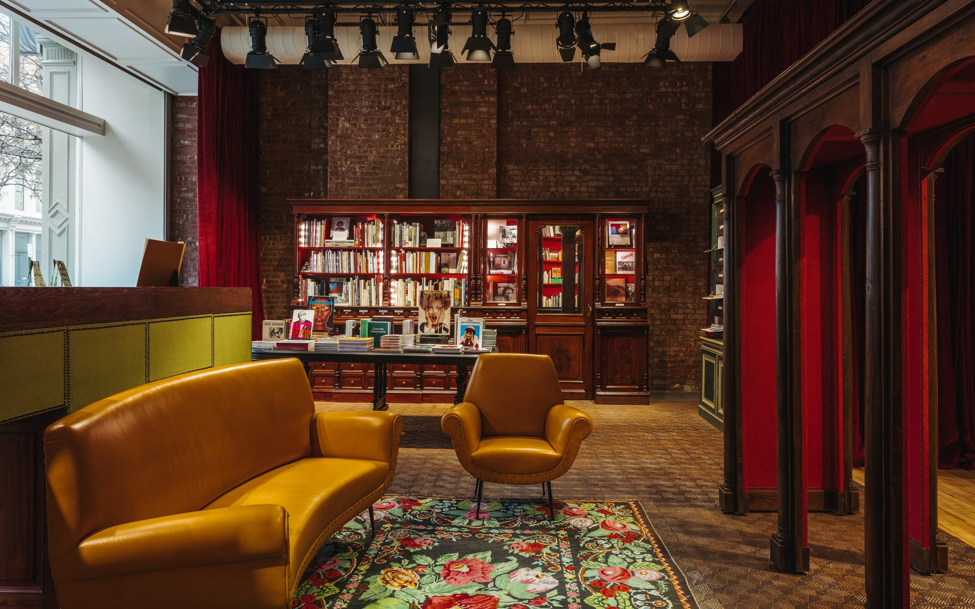 Gucci Wooster Bookstore
