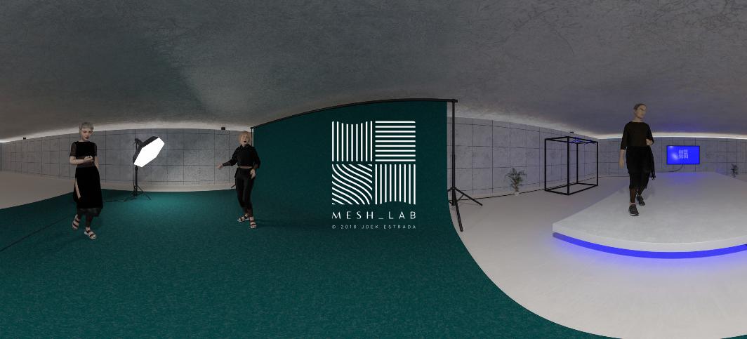 Mesh Lab Plataforma de tecnología y moda