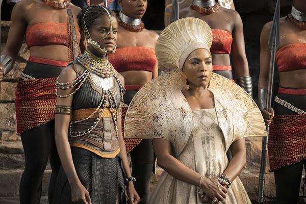Nominados a Mejor Vestuario 2019 Premios Oscar Black Panther