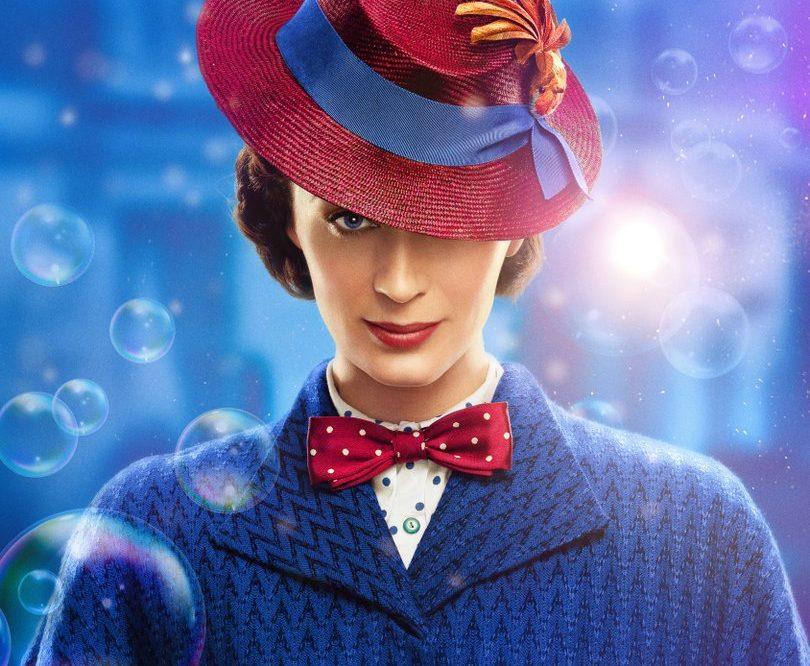 Nominados a Mejor Vestuario 2019 Premios Oscar Mary Poppins