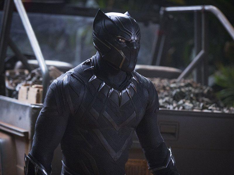 Black Panther Pantera Negra Vestuario