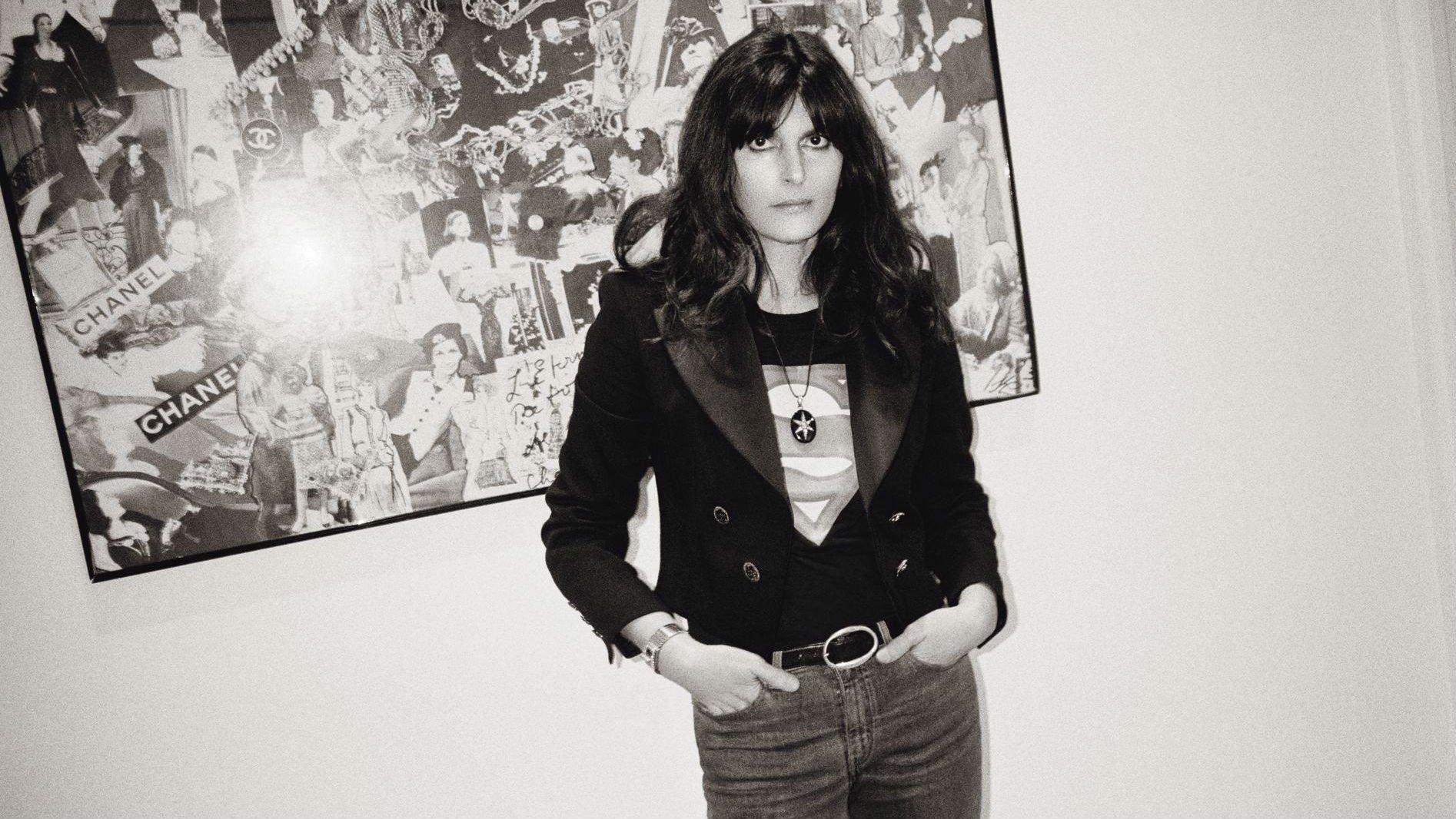 Virginie Viard sucesora de Karl Lagerfeld en Chanel Virgine Viard