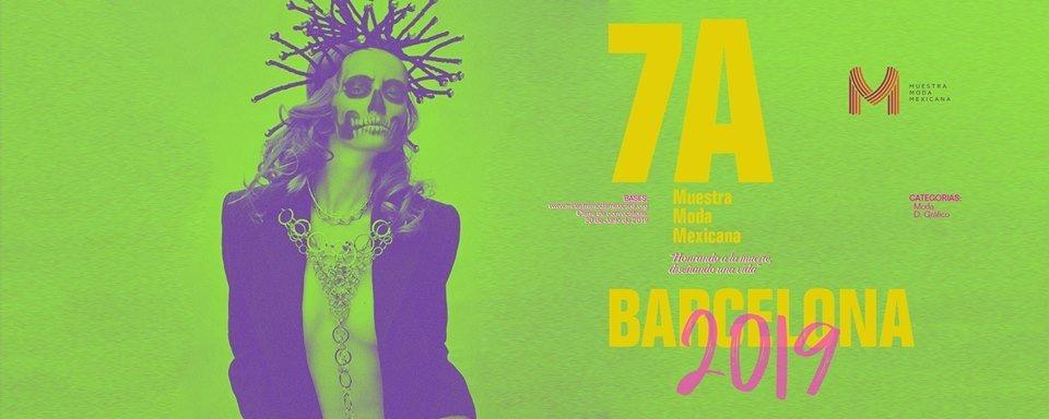 Muestra Moda Mexicana Tour Barcelona