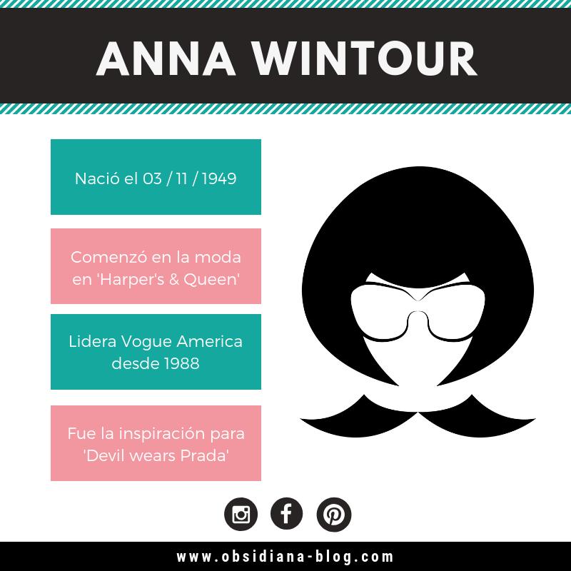 Anna Wintour biografía