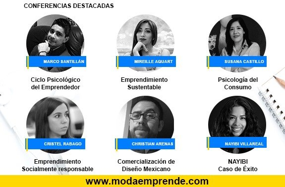 Moda Emprende Conferencias