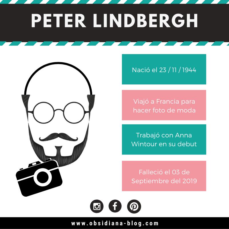 Peter Lindbergh fotografia de moda biografia