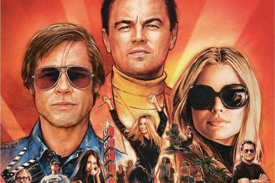 Premios Oscar 2020 Erase una vez en Hollywood