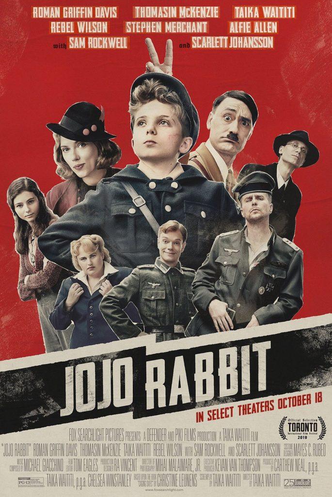 Premios Oscar 2020 Jojo Rabbit