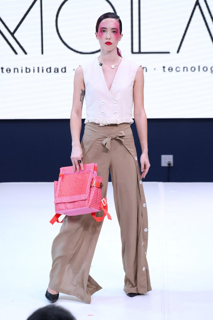 Eilean en Fashion Week Nueva York