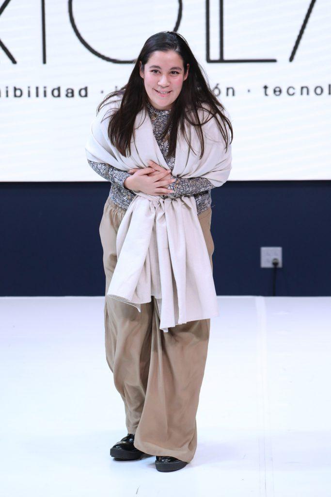 Eilean en Fashion Week Nueva York