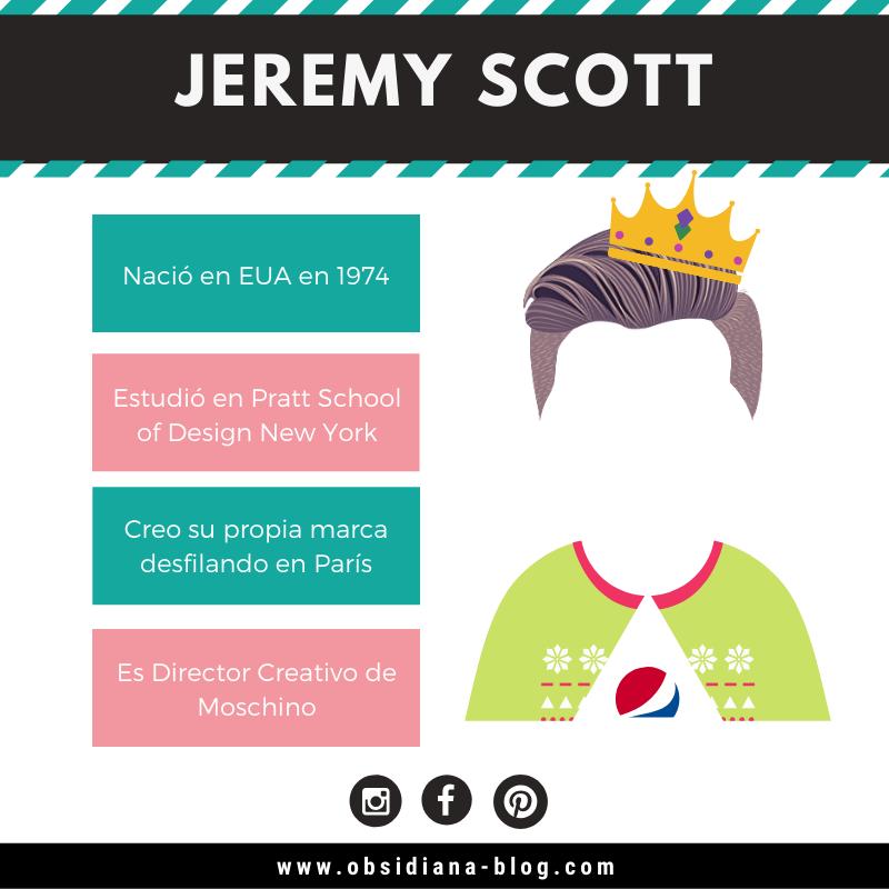 Jeremy Scott Biografia Moschino