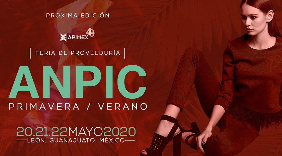anpic cancela su edicion primavera verano 2020