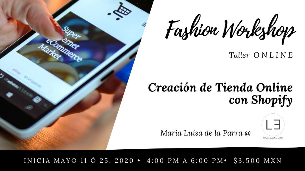 Curso online sobre moda
