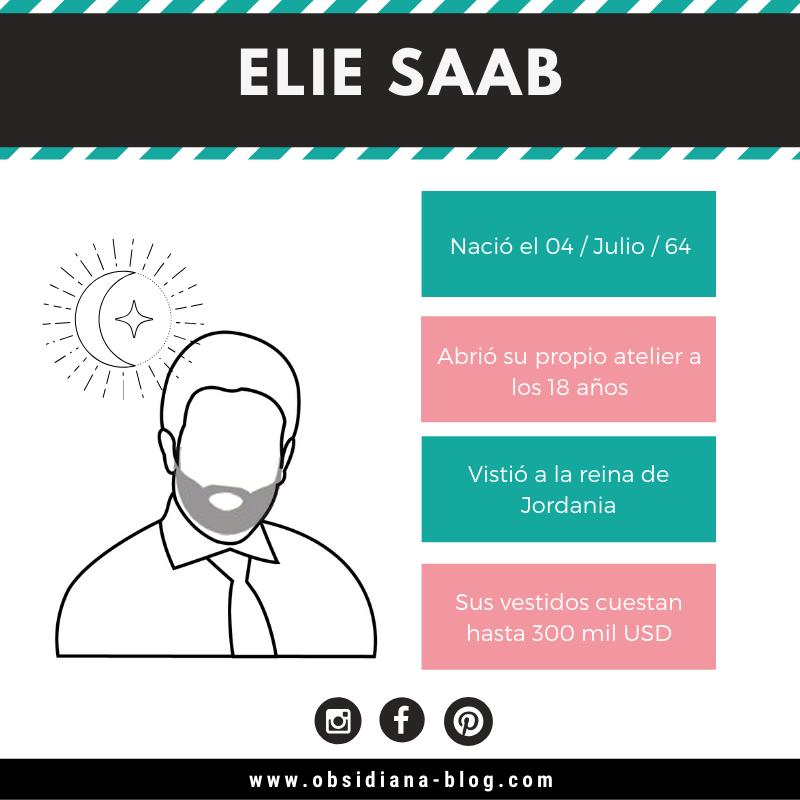 Elie Saab Biografia