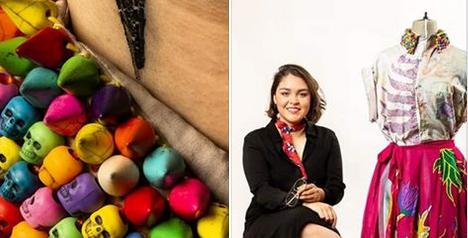 charlas a la moda muestra moda mexicana