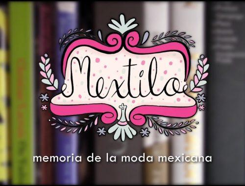 Mextilo libro de la historia de la moda mexicana