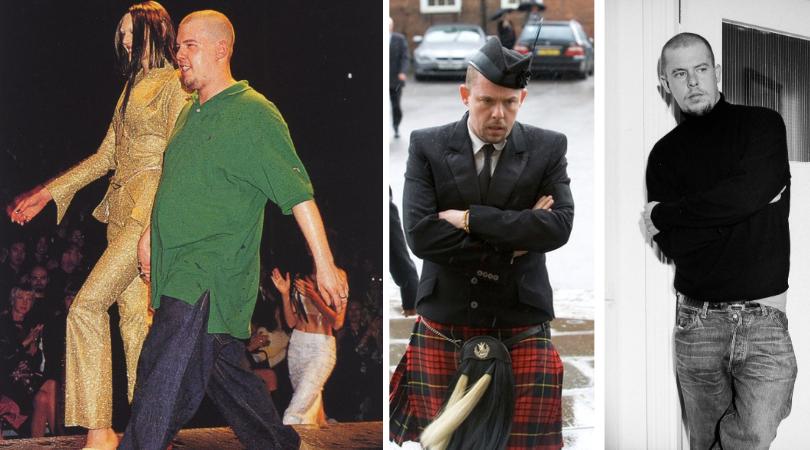 Alexander McQueen estilo antes y despues