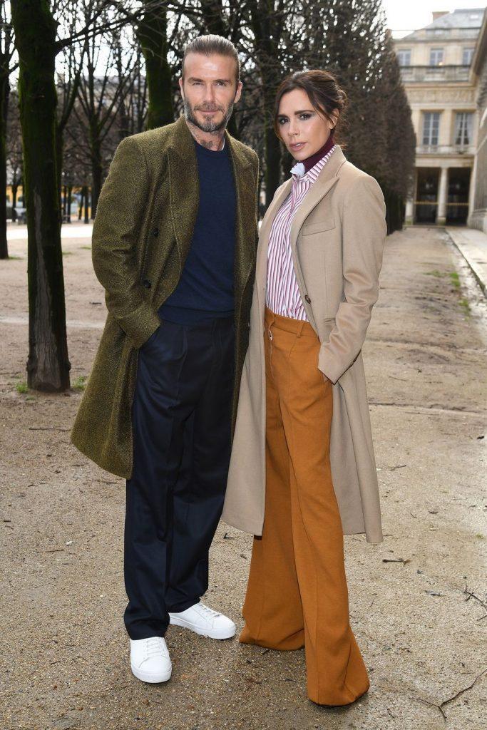 Victoria Beckham estilo antes y despues